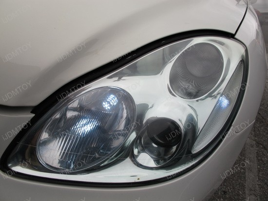 Lexus - SC - 430 - LED - daytime - running - lights - 3